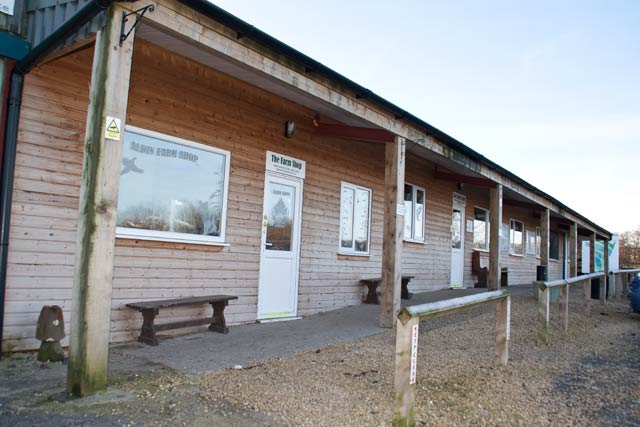 Lodge Complex incorporating  - Farm Shop, Cafe, Junior Club Room, Tackle Shop and Toilet Block